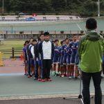 宮城県民体育大会に出てました。