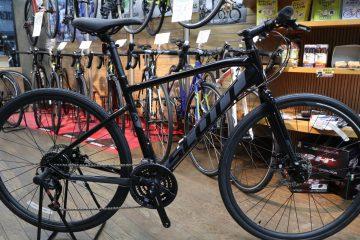 ディスクブレーキクロスバイク スコット サブクロスJ2